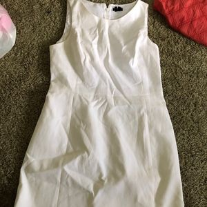 White Theory Dress